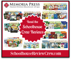 Literature Study Guides {Memoria Press Review}