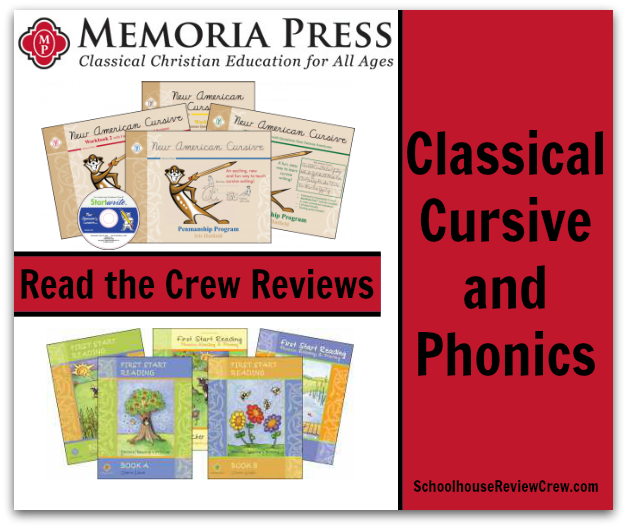 Memoria Press Review