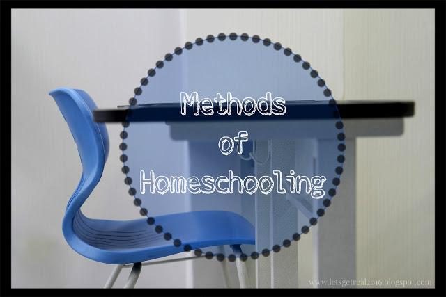 Methods of Home schooling