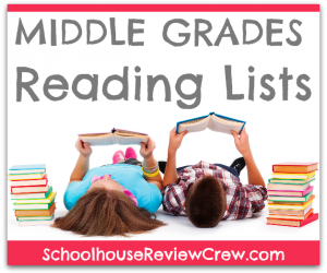 Middle Grades Reading Lists