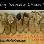 Considering Homeschool as a Military Family?