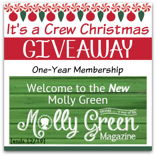 Molly Green Giveaway