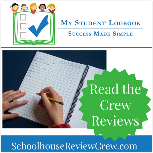 Daily Student Planner for Homeschool (My Student Logbook Review)