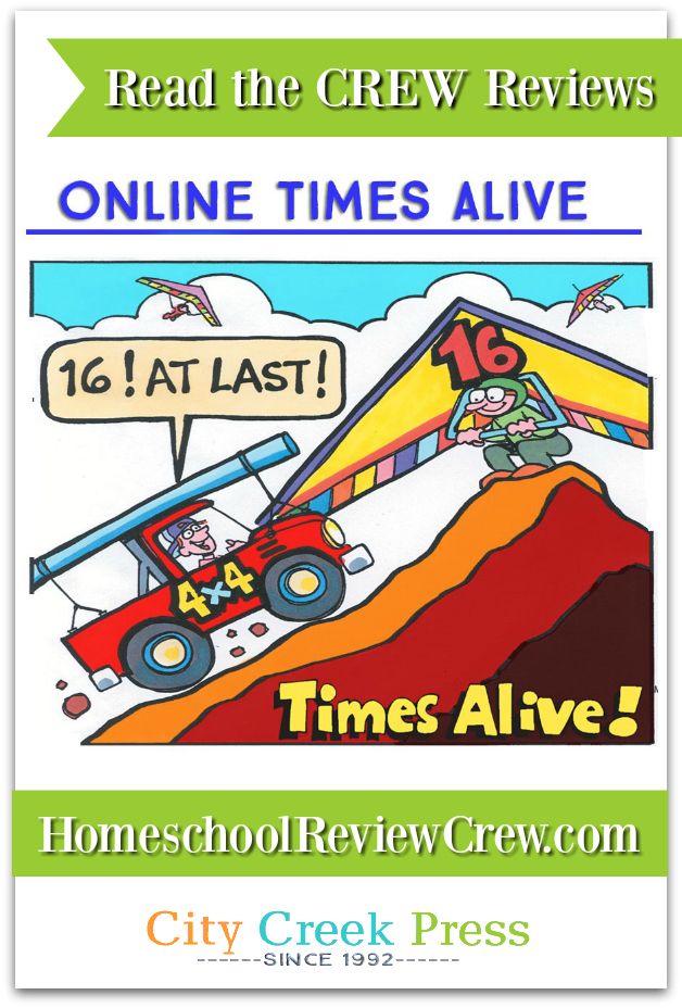 Online Times Alive {City Creek Press, Inc. Reviews}