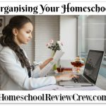 Organising Your Home School {Homeschool Link UP}