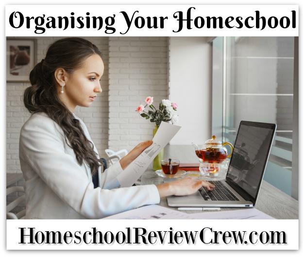 Organising Your Home School {Homeschool Link UP}