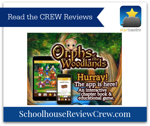 Orphs of the Woodlands APP Reviews