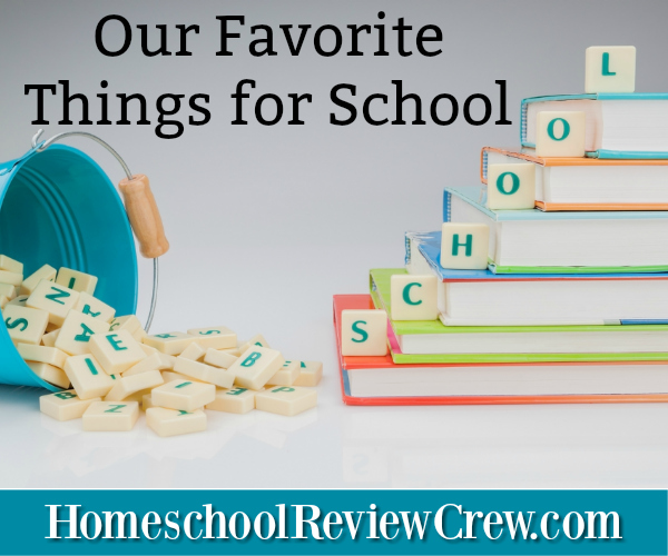 Friday Favorites {5 Days Of Homeschool Encouragement