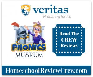 Phonics Museum App {Veritas Press Reviews}