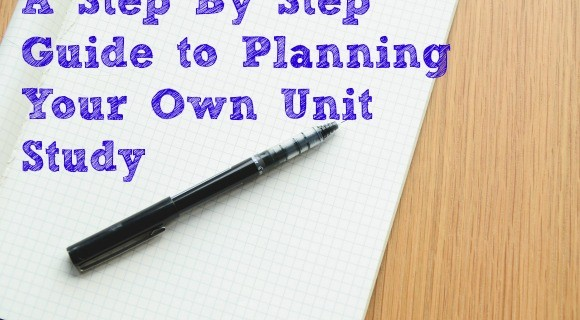 Plan Your Own Unit Study