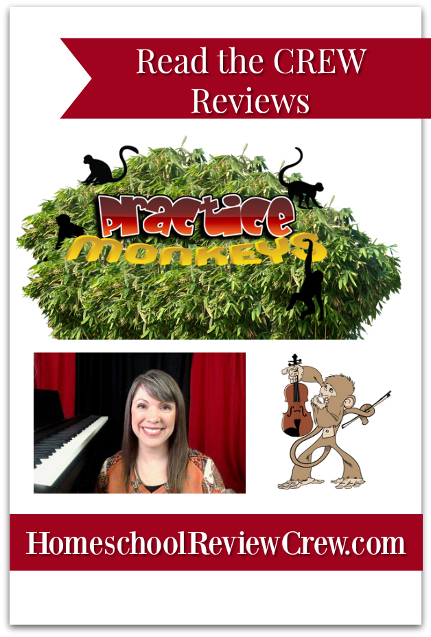 Online Music Education for the Violin {Practice Monkeys Reviews}