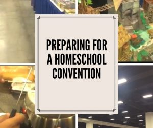 What's a homeschool convention and should you attend? {Homeschool Link UP}