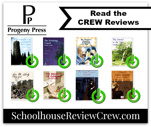 Progeny Press Reviews