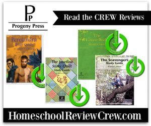 New Study Guides for Literature From a Christian Perspective {Progeny Press Reviews}