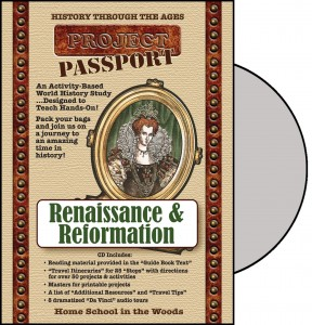 ProjectPassport-RenaissanceandReformation