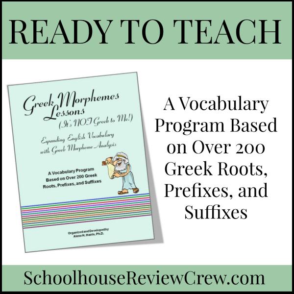 Read to Teach Greek Morphemes