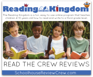 Teaching Children Ages 4-10 How to Read (Reading Kingdom Review)