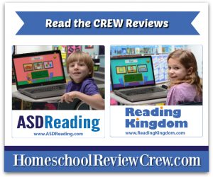 Learn to Read with Reading Kingdom OR ASD Reading {Reviews}