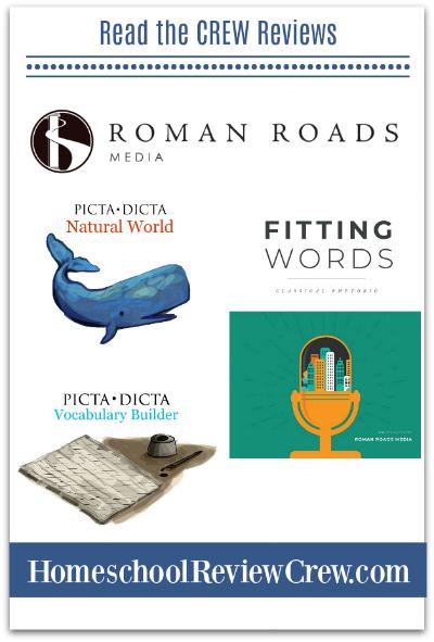 Classical Rhetoric and Picta Dicta {Roman Roads Media Reviews}