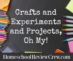 Crafts and Experiments and Projects, Oh My! Round Up
