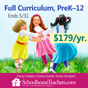 Get Outside and Homeschool at HomeschoolReviewCrew.com