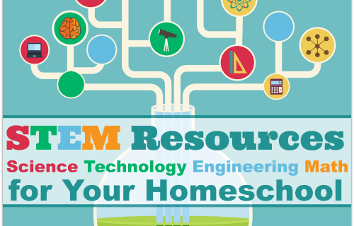 STEM Resources for Your Homeschool