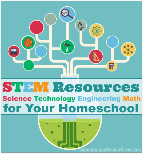 STEM Resources for Homeschool
