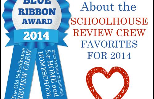 Schoolhouse Review Crew Favorites 2014