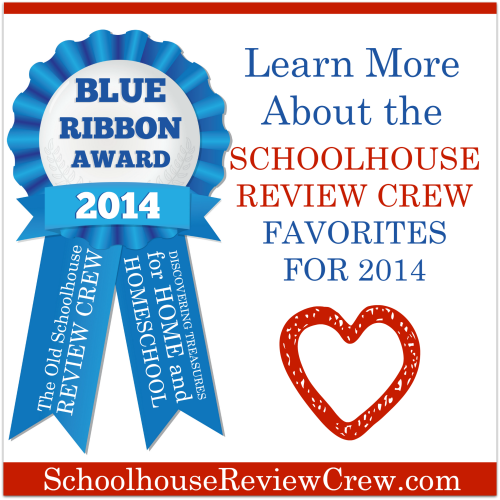 Schoolhouse Review Crew Favorites 2014