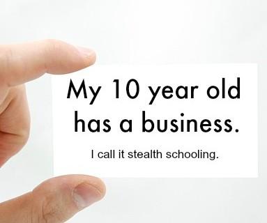 SchoolingwithaBusiness