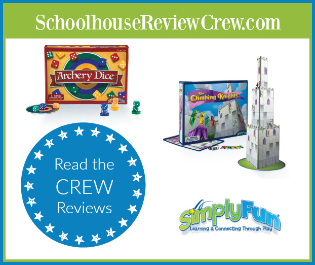Simply Fun Schoolhouse Review Crew Reviews