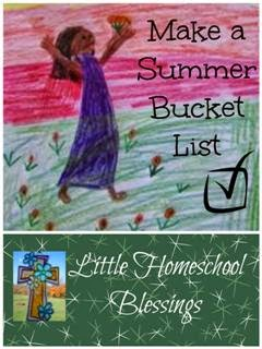Summer Bucket List Little Homeschool Blessings (WinCE)