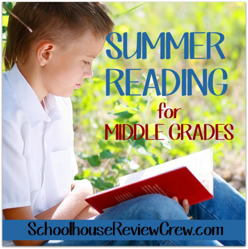 Summer Reading for Middle Grades