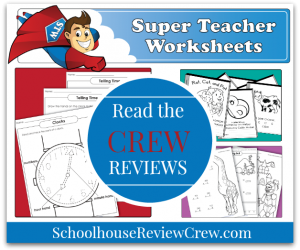 Printable Worksheets for Homeschool, Parents, and Teachers (Super Teacher Worksheets Review)