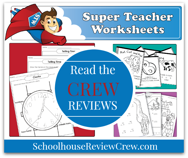 Printable Worksheets for Homeschool, Parents, and Teachers (Super ...
