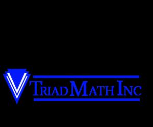 Triad Math Inc Logo