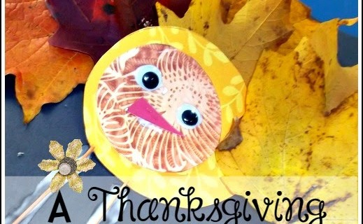 Thanksgiving Crafts RoundUp