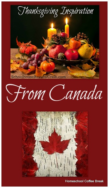 Thanksgiving Inspiration from Canada