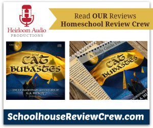 The Cat of Bubastes  {Heirloom Audio Productions}