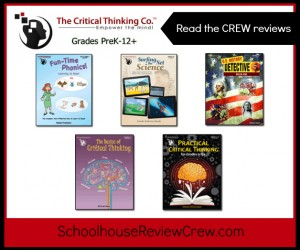 Time to Think {The Critical Thinking Company Review}