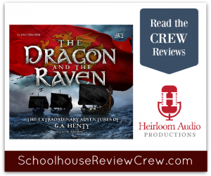 The Dragon and the Raven Schoolhouse Review Crew Reviews
