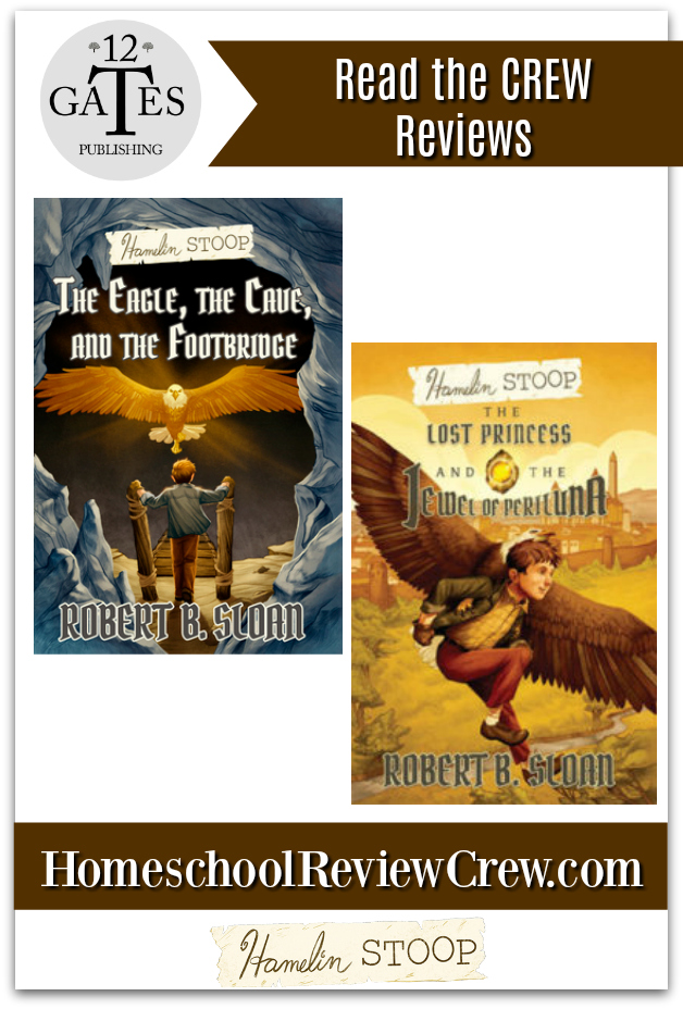 The Eagle, The Cave, and the Footbridge (Book 1) & The Lost Princess and the Jewel of Periluna (Book 2) {12 Gates Publishing  Reviews}
