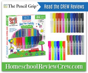 Thin Stix Creativity Pack {The Pencil Grip, Inc. Reviews}