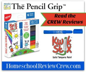 No Mess Art with Thin Stix Classic Colors {The Pencil Grip, Inc. Reviews}