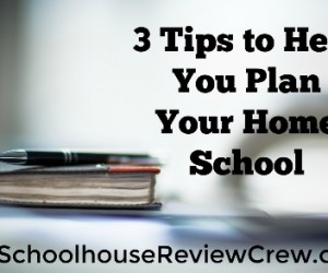 Planning  {5 Days of Homeschool 101}