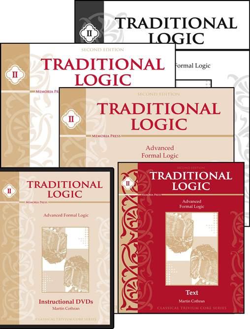 Traditional Logic II Complete Set