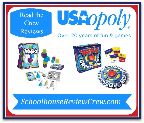 USAopoly Schoolhouse Review Crew Reviews 2