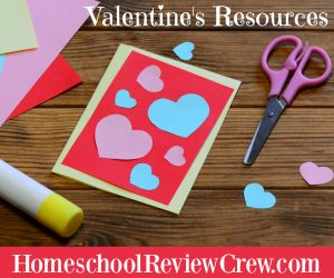 A Round Up of Valentines Day Resources {Homeschool Link UP}