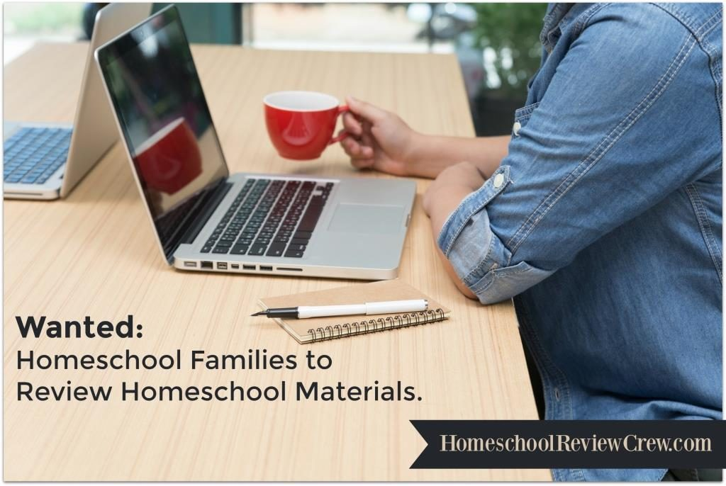 Wanted Homeschool Families to Review Homeschool Materials