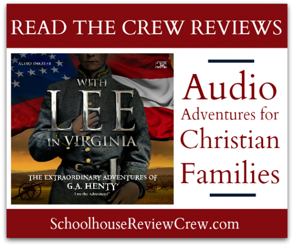 With Lee in Virginia Audio Drama Review